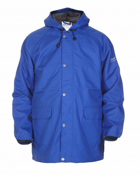 regenjas ulft royal blue