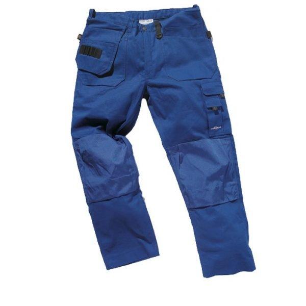 worker Coevorden korenblauw