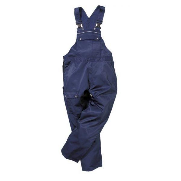 Amerikaanse overall Eastbourne marineblauw