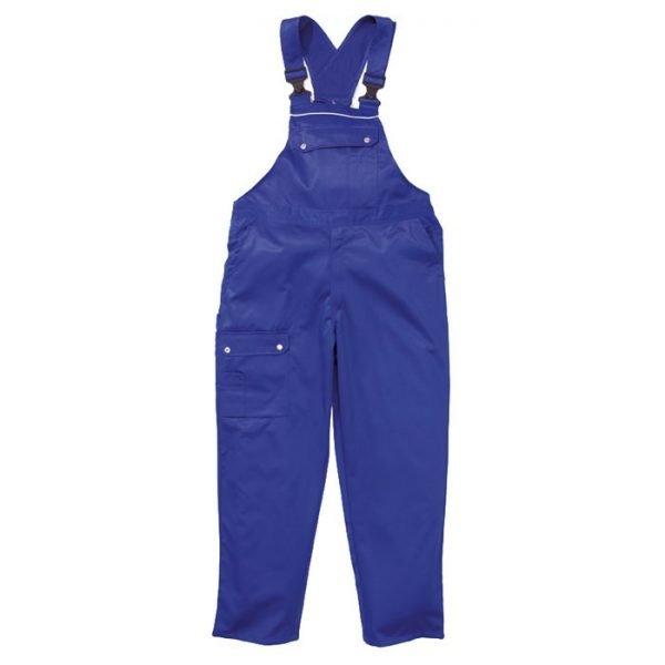 Amerikaanse overall Eastbourne korenblauw