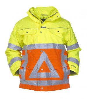 gevoerde RWS jas online bestellen