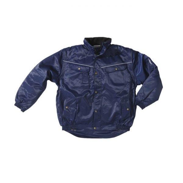 alle seizoenen werkjas marineblauw