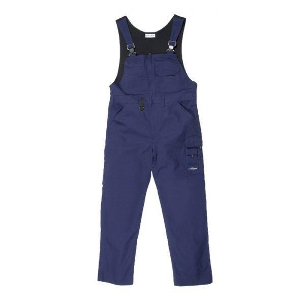 canvas overall Reuver marineblauw