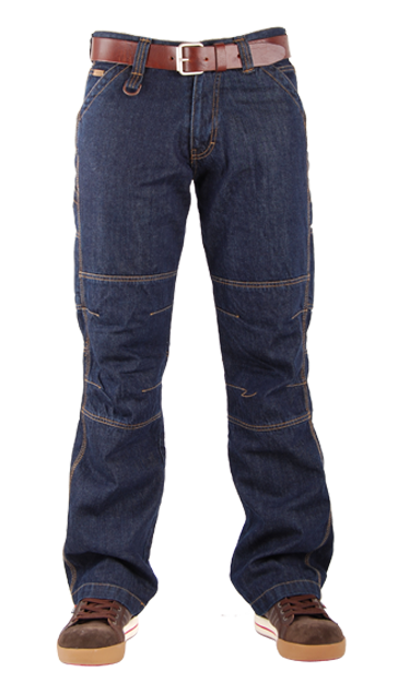 TOOLBOX-M Blue Denim Jeans-19021
