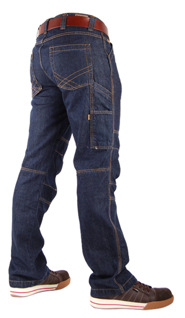 TOOLBOX-M Blue Denim Jeans-19022