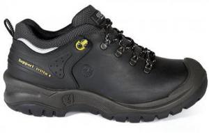 Grisport 801L werkschoenen zwart met hittewerende zool