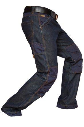 Jeans worker TOOLBOX-C, dark blue, mt: 32/36-0