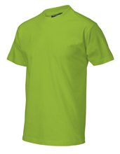 T-shirt casual lime