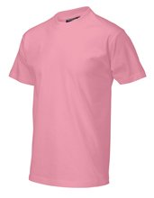 T-shirt casual pink