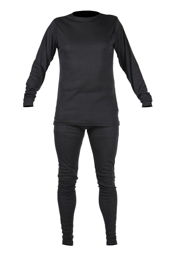 Thermo shirt lange mouwen 100% polyester