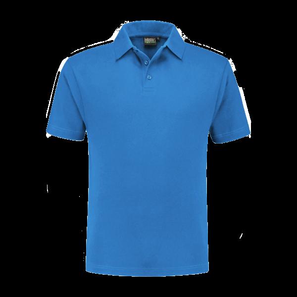 Korenblauw polo shirt