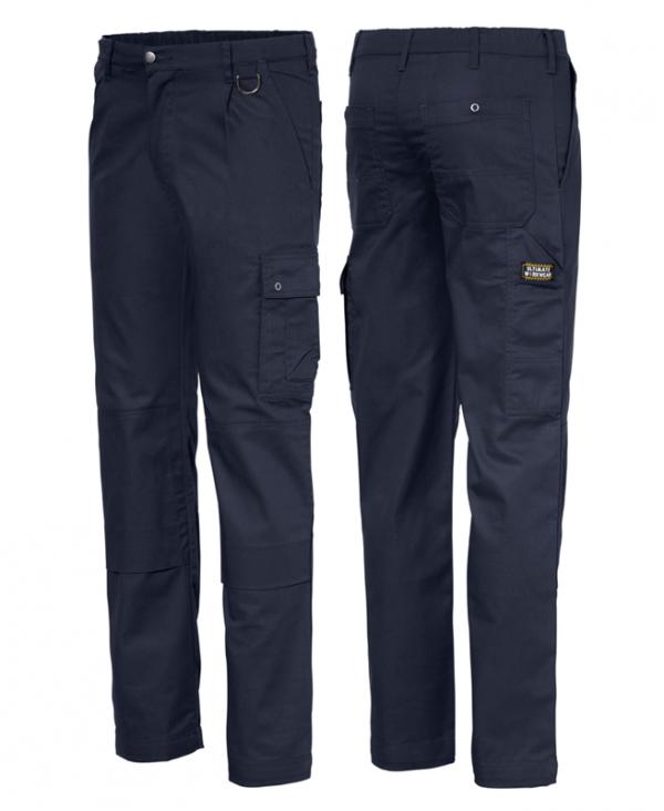 marine blauw broek voor proffesionals