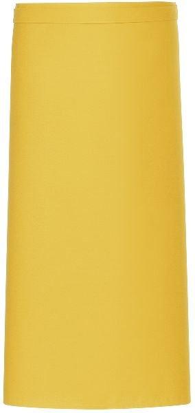schort horeca geel