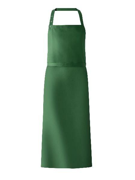 sloof met nekband groen