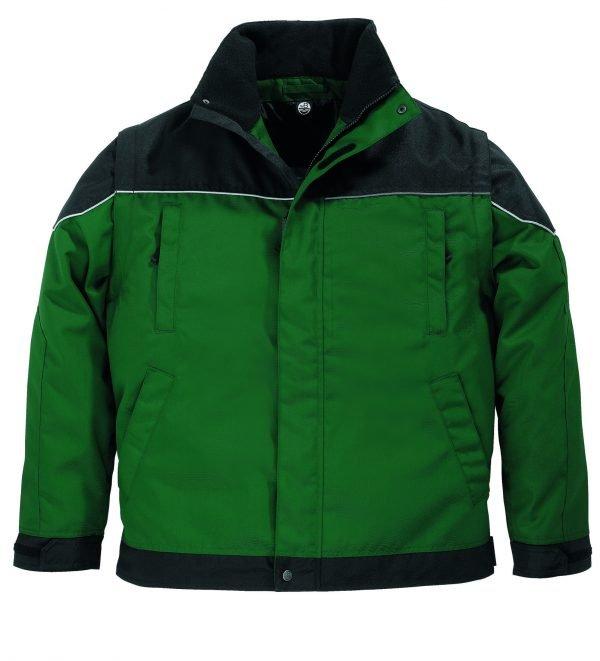 groene Pilotjack TOM voor hoveniers