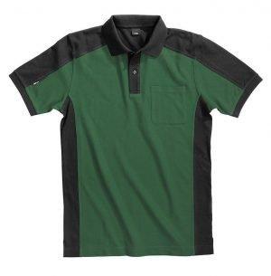 groene werkpolo shirt voor hoveniers