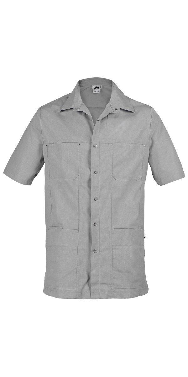 grijs uniform voor verpleging