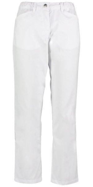 dames broek 7 8 wit, witte 7 8 damesbroek
