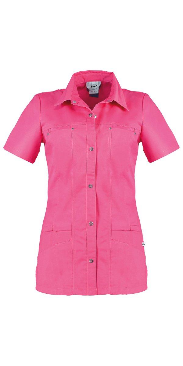 fuchsia zorg uniform zorgkleding