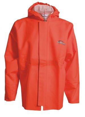 ELKA Fishing Xtreme regenjas oranje kleur