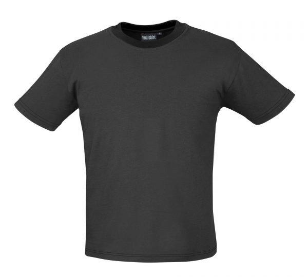 zwarte Werkshirt voor mannen