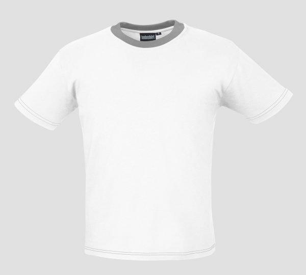 wit schildershirt - werkkleding voor schilders