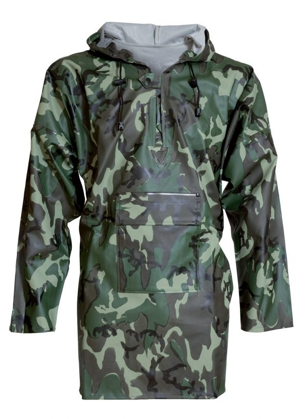 Camouflage anorak jas HUNT-0