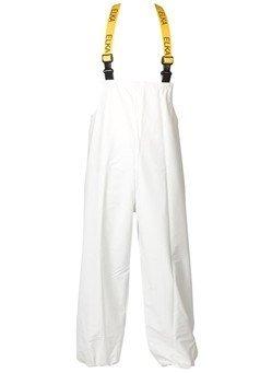 Witte broek voor industriele cleaning