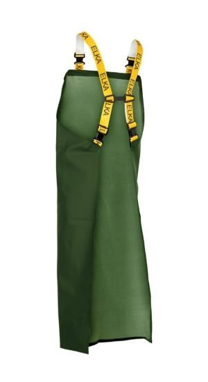Olive achterkant Cleaning Apron