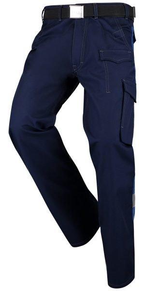 Marineblauw/Korenblauw