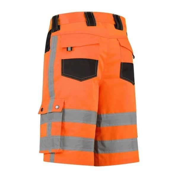 hi vis shorts korte werkbroek