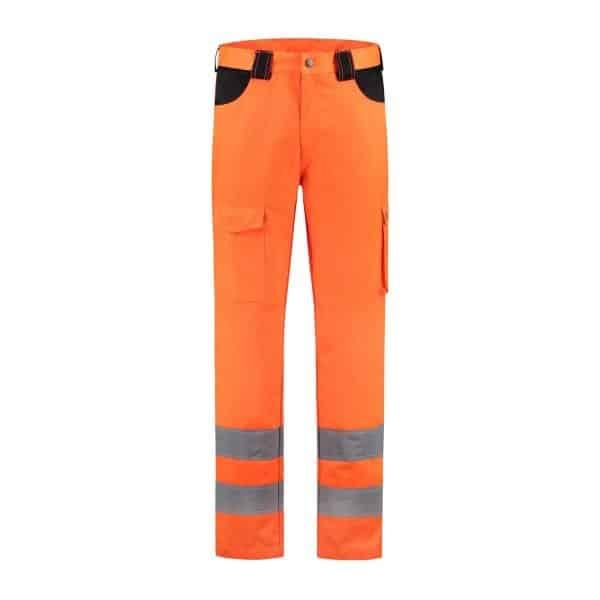 hoge zichtbaarheid broek RWS oranje