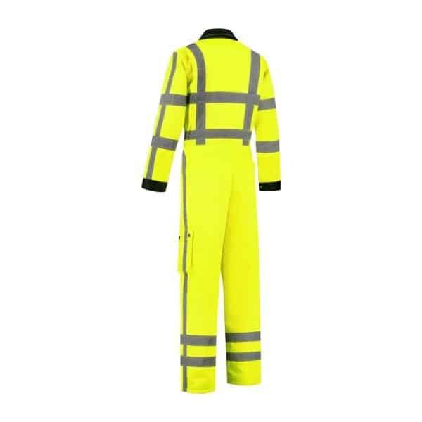 Hi Vis RWS overall fluor geel