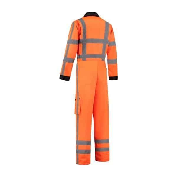 Werk overall oranje