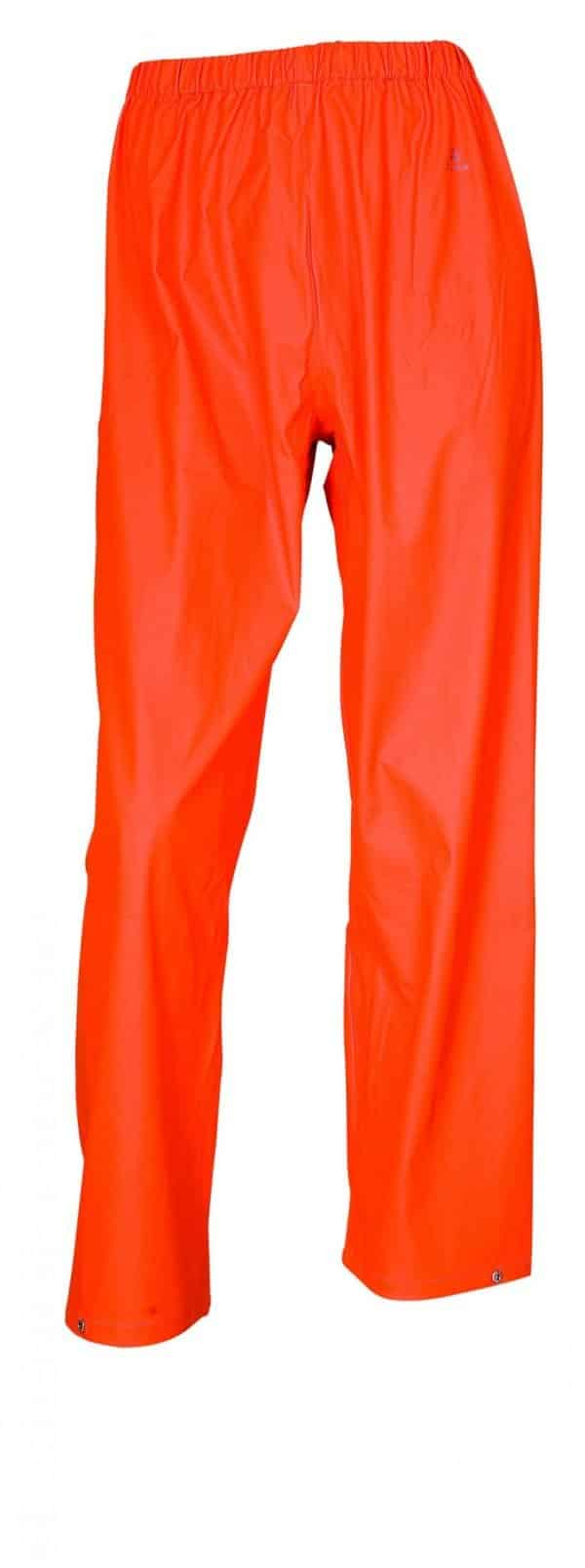 Dryzone regenbroek Oranje