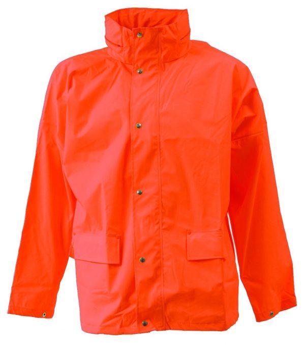 DryZone jacket Oranje