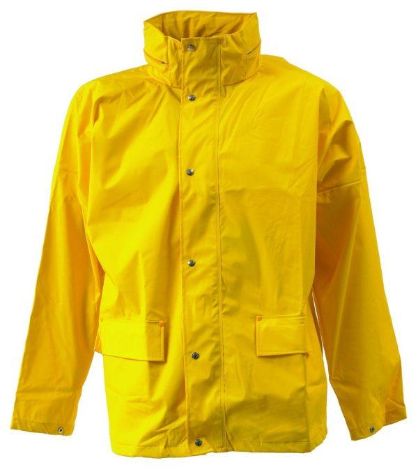DryZone jacket Geel