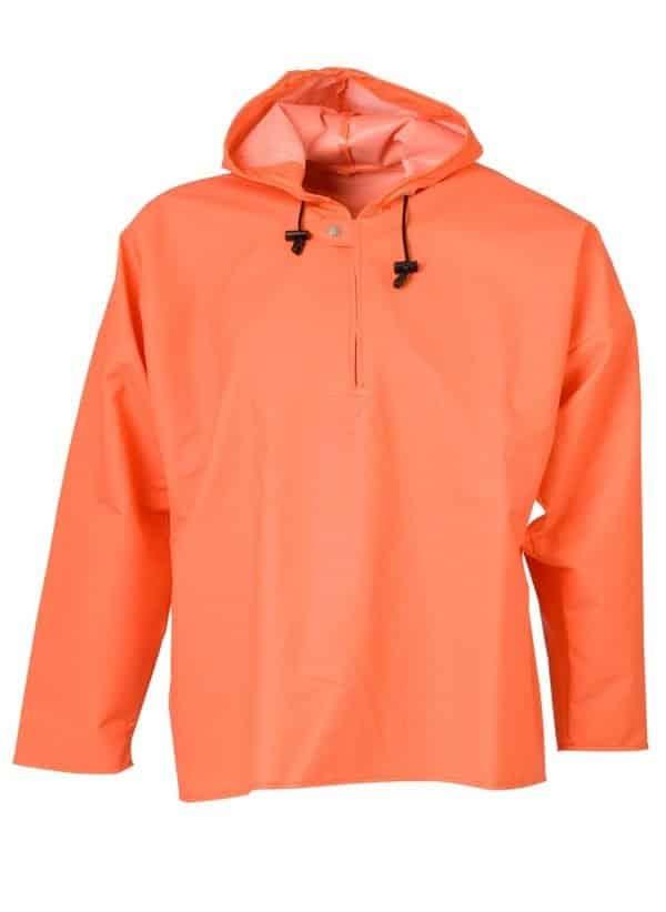 ELKA poncho oranje